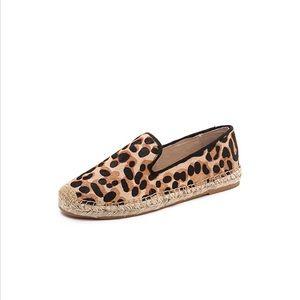 Steven Lanii Leopard Espadrilles